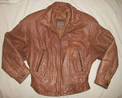 brown leather jacket wilson s adventure bound leather jacket