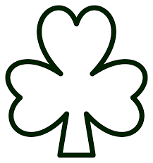 Small Picture Shamrock Coloring Page lezardufeucom