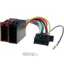 <b>INCAR</b> PIO02W <b>Разъем</b> штатный <b>ISO</b>-4, для автомагнитол ...