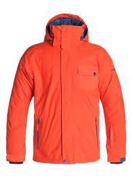 Mission Plain 10k Snow Jacket Eqytj03016 Quiksilver