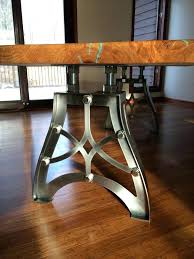 full size of metal pub height table legs wooden counter best folding ideas kitchen adorable inside