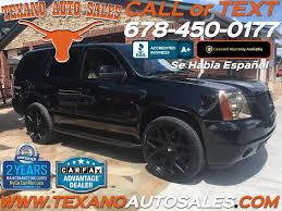here pay here 2016 gmc yukon in gainesville ga 30501 texano auto s