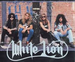 white lion band 2012. Simple White Advertisements On White Lion Band 2012