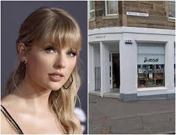 <b>Taylor Swift</b> helps out Edinburgh record store with exclusive signed ...