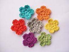 Easy Crochet Flower Patterns Free Extraordinary Simple Crochet Flower Pattern And Tutorial 48 Easy And Simple Free