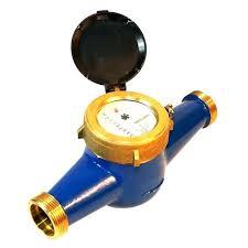 garden hose water meters 1 2 inch to multi jet meter flow gpm ga