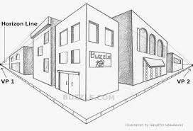 perspective drawings of buildings. Perfect Buildings 2pt Perspective  Two Point Is One Of The Most Widely Used   With Perspective Drawings Of Buildings P