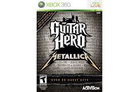 Guitar Hero Metallica Full Song List