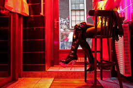 Red Light District Women Its Legal To Sell Sex In Amsterdam But Dont Expect The