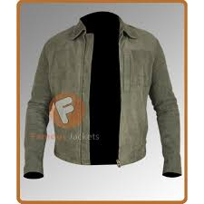 men s green suede leather jacket mens suede leather jacket