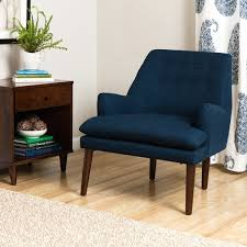 navy accent chairs impressive blue with inside and white chair plans 24