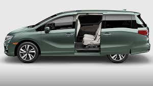2018 Honda Odyssey: Specs, Features, Trims, Pricing | St. Paul, MN