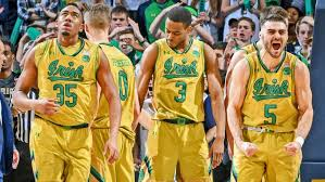 Notre Dame Basketball Depth Chart Notre Dame Basketball Report Irish Back In Top 25 Uhnd Com