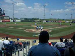 Werner Park Section 113 Row 15 Seat 15 Omaha Storm