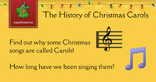 The History of Christmas Carols -- Christmas Customs and ...