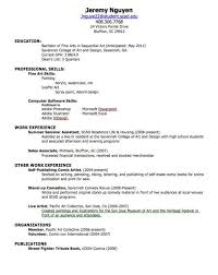 how to create a student resumes how to make a resume for first job college student resume sample
