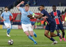 Man City vs PSG Odds & Prediction - Champions League Semifinals Leg 2