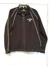 jack daniels old no 7 team issued rain jacket size medium stormtech
