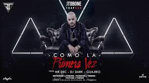 J Tobone Como La Primera Vez Trap xxx Palma Productions YouTube