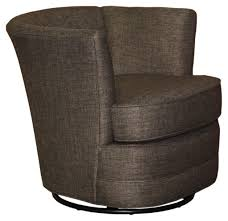 Swivel Living Room Chairs Contemporary Furniture Distinctive Dark Small Swivel Tub Chairs Design And