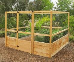 The Cedar Raised Garden Bed Design Raised Cedar Beds Do It Yourself ...