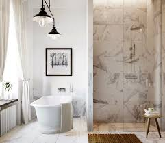 30 Marble Bathroom Design Ideas Styling Up Your Private Daily ...