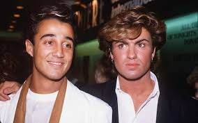 andrew ridgeley. Brilliant Andrew Andrew Ridgeley And George Michael In Their Wham Days Credit Peter Brooker And W