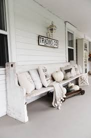 outdoor front porch furniture. Outdoor-porch-church-pew-by-liz-marie_0001 Outdoor Front Porch Furniture L