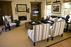 beautiful small living rooms diverse designs leather on gray striped living room accent chairs design ideas