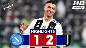 Napoli vs Juventus 1-2 All Goals & Extended Highlights