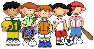 Image result for fun sports for kids clipart