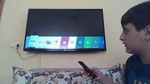 televizyonu internete & youtube girmek (LG) TV - YouTube