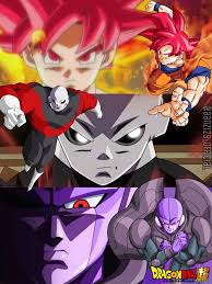 best battle royal ideas ese poster battle  goku jiren hit battle royal by alanas2992