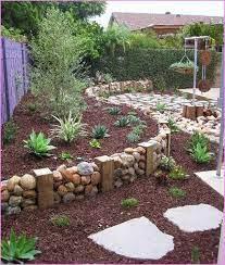 backyard landscaping ideas diy 3
