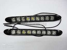 Automotive Led Light Strips Simple Flexible 32 Led Light Strip Auto Drl Lens Led Waterproof Universal