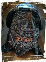 camo cat canopy realtree camo cat cover baby seat cover winter seat cover minky dot orange blue baby shower gift personalized