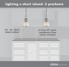pendant lighting over island. circa lighting two pendant over island a