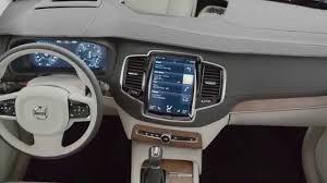 2015 Volvo XC90 Interior + Apple CarPlay (w/ Video)