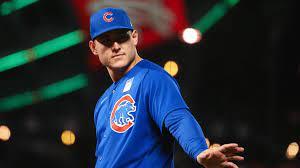 Cubs' Anthony Rizzo Starts Unorthodox ...