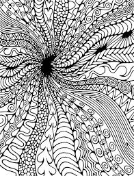 Abstract Black Hole Abstract Coloring Pages Coloring Abstract
