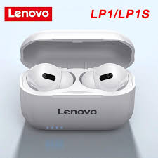 <b>Lenovo</b> LP1/<b>LP1S Bluetooth</b> 5.0 Earphone HiFi Stereo Noise ...