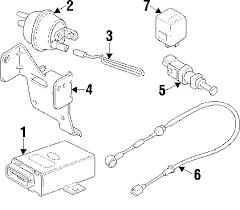 parts com® land rover actuator,cruise cont partnumber etc7150 on land rover cruise control diagram
