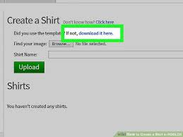 Roblox Shirt Tutorial The Best Way To Make A Shirt In Roblox Wikihow