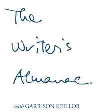 The Writer's Almanac for August 24, 2019 | Garrison Keillor