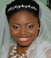 are you looking for exotic and fun ideas to glam up your nigerian friend for her wedding thinking of ideas that will accentuate her look and help her stand