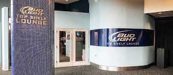Bud Light Top Shelf Lounge Price Bud Light Top Shelf Lounge Xcel Energy Center