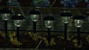 landscape solar lights outdoor garden globe small yard lanterns bulbs
