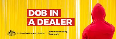 Dob In A Dealer Crime Stoppers Queensland