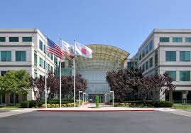 new apple office cupertino. File:Apple Headquarters In Cupertino.jpg New Apple Office Cupertino R