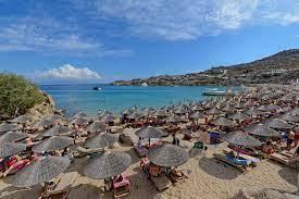 Super Paradise beach - Mykonos - Greece